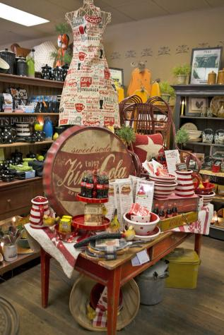 Antique Shop in Sumner, Washington