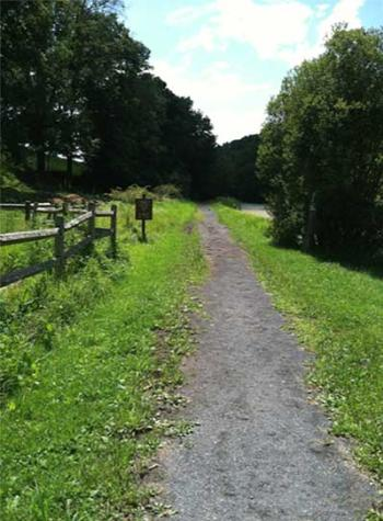 Photo of Paulinskill Valley Trail