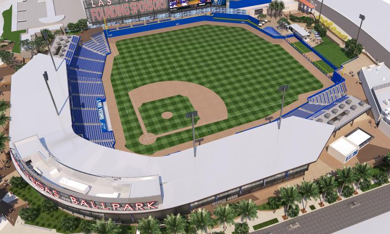 Las Vegas Aviators Baseball vs Sacramento