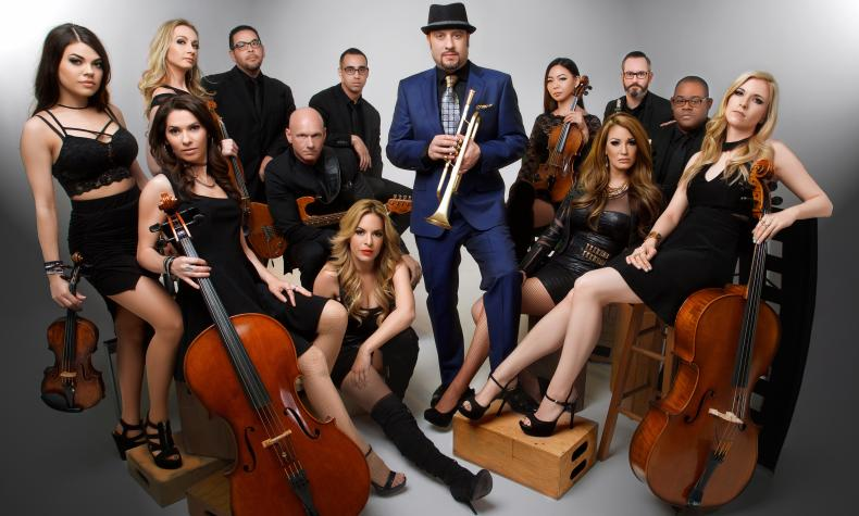 David Perrico Pop Strings & Pop Evolution - Latin Concert