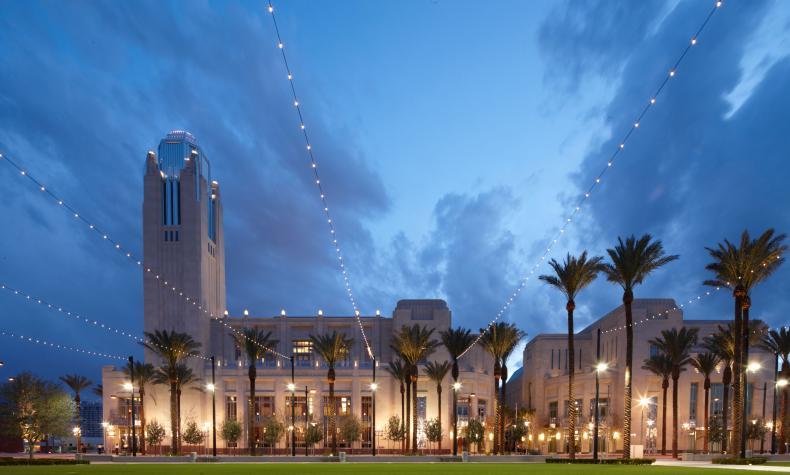 The Harmony of 14 Strings - Las Vegas Philharmonic