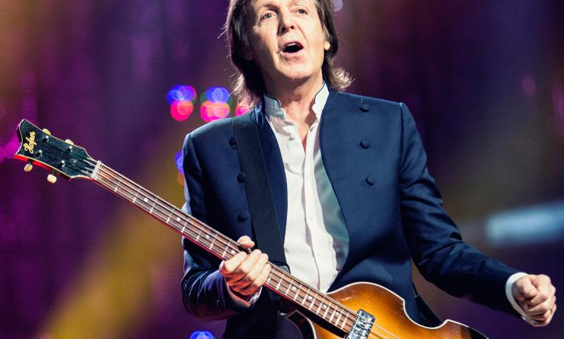 Paul McCartney: Freshen Up Tour