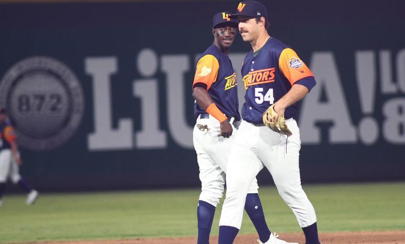 Las Vegas Aviators Baseball vs Reno