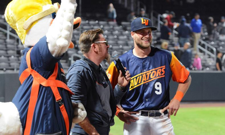Las Vegas Aviators Baseball vs Salt Lake