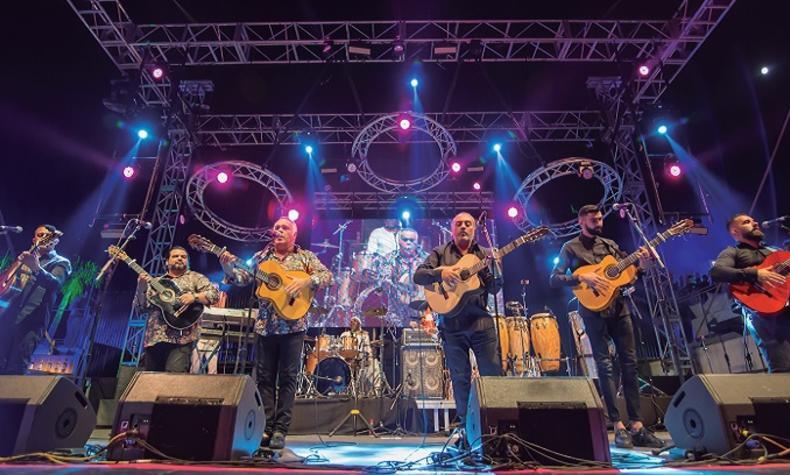 Gypsy Unidos Tour Presents Gipsy Kings