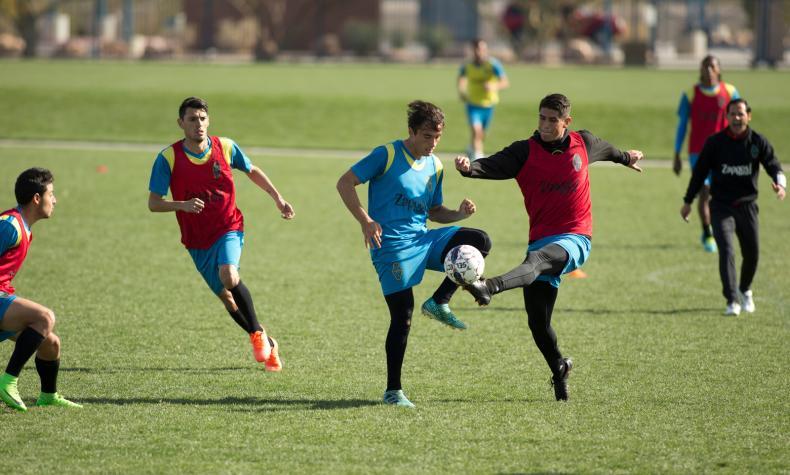 LV Lights Soccer vs. Fresno FC