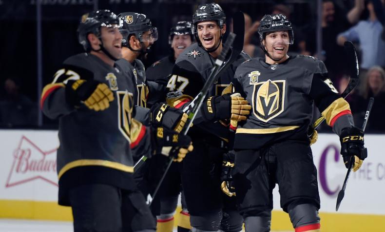 Vegas Golden Knights vs. Minnesota Wild