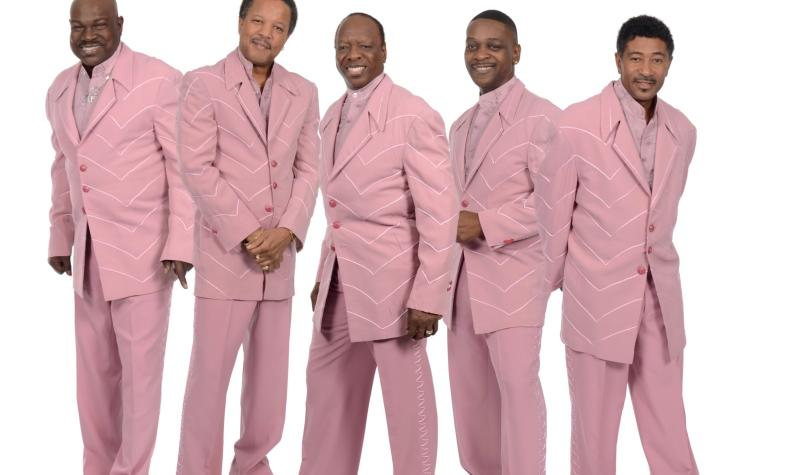 The Spinners with Special Guest Thelma Houston