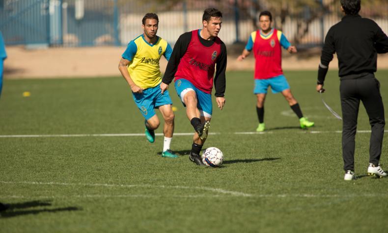 LV Lights Soccer vs. Real Monarchs SLC