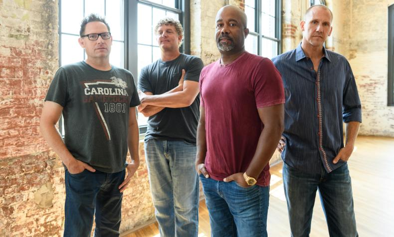 Hootie & The Blowfish - 2019 Group Therapy Tour