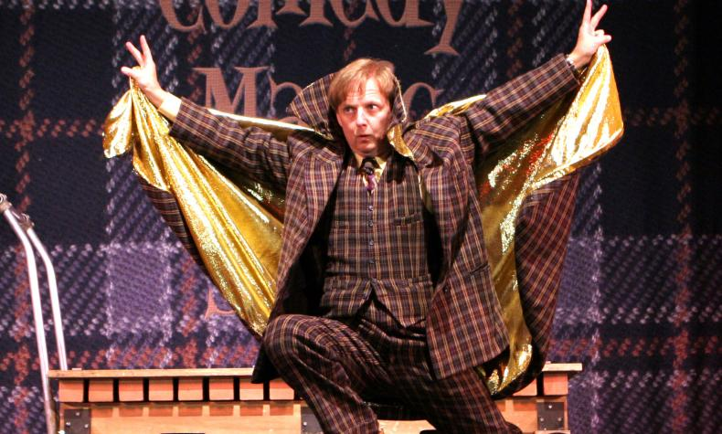 Mac King Comedy Magic Show