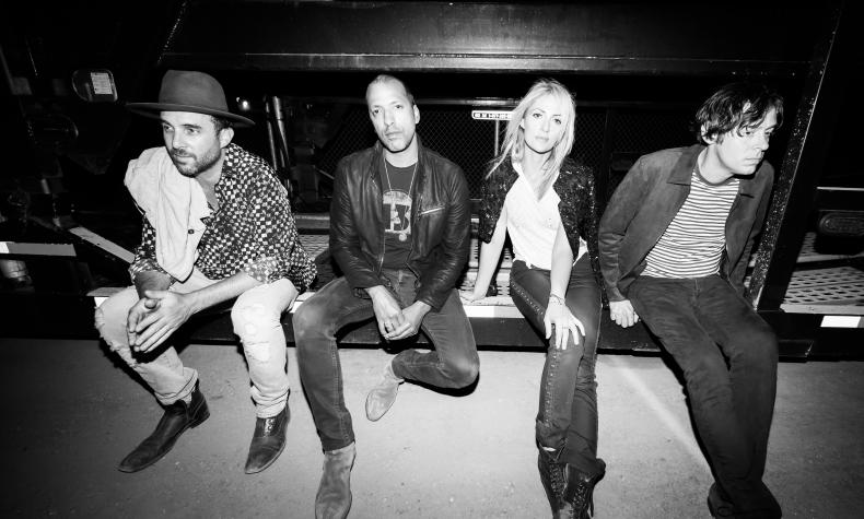 Metric and Zoé with July Talk
