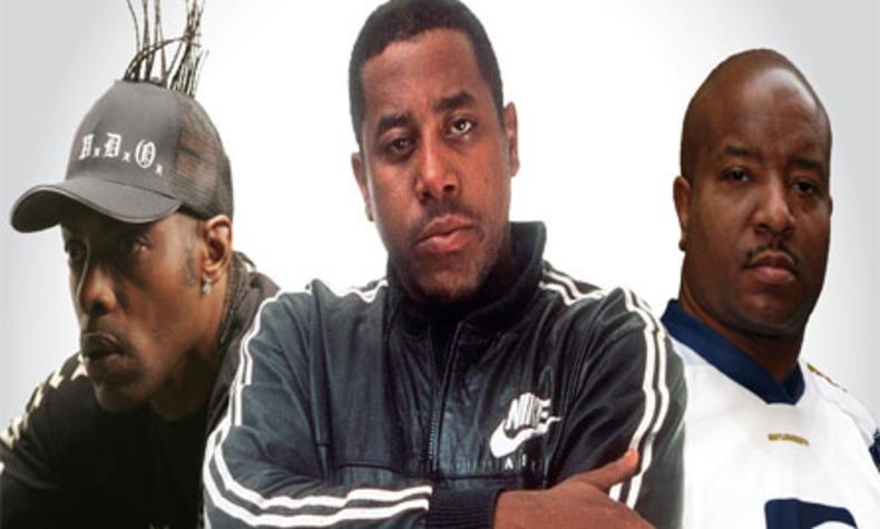 Coolio, Tone Loc & Young MC