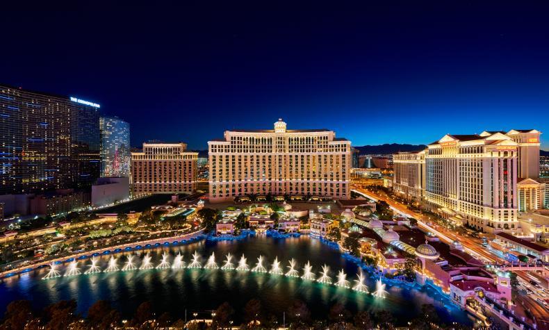 Bellagio Las Vegas Address