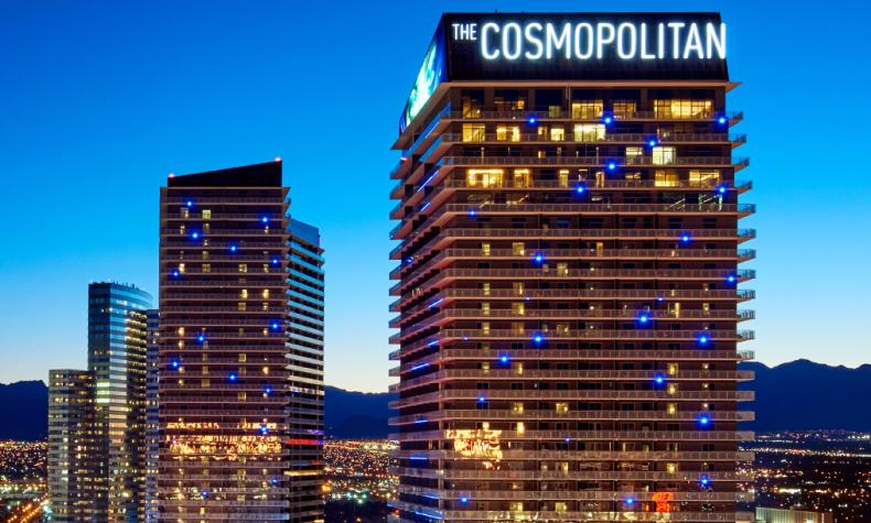 Image result for cosmopolitan building