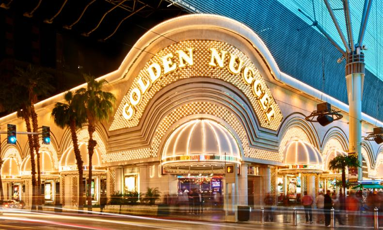 Gold Nugget Hotel Las Vegas