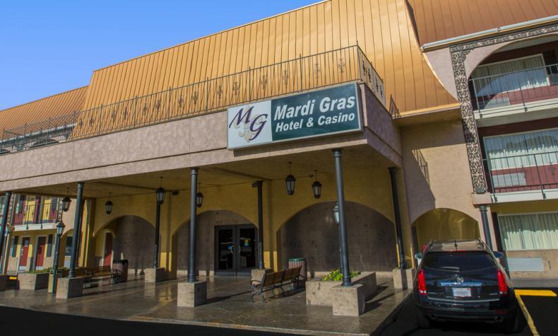 Mardi Gras Hotel and Casino