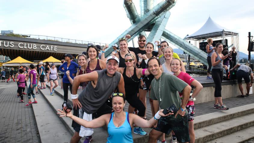 SeaWheeze FAM: Getting Pumped for the Half Marathon