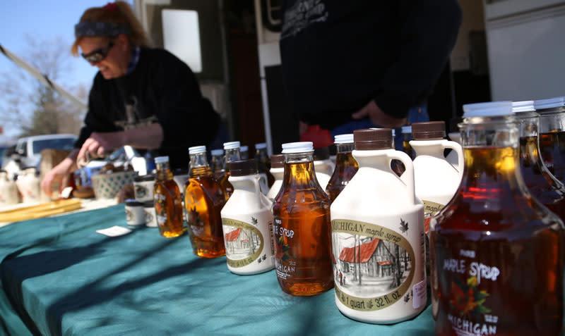 Vermontville Maple Syrup Festival