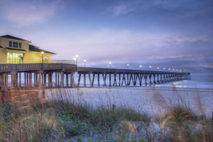 Johnnie Mercer S Pier On Wrightsville Beach