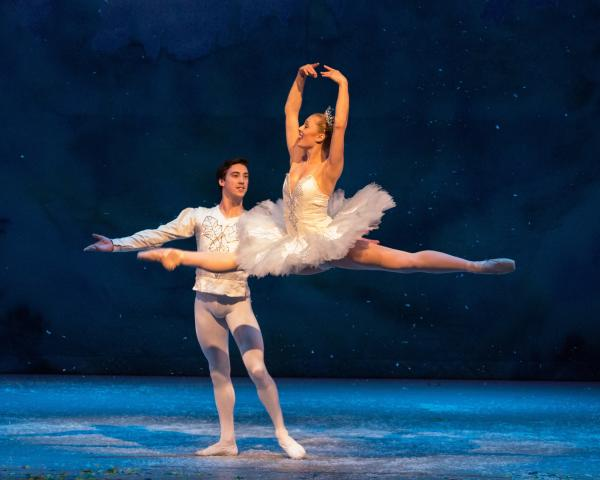 Nutcracker by Rochester City Ballet and the Rochester Philharmonic Orchestra