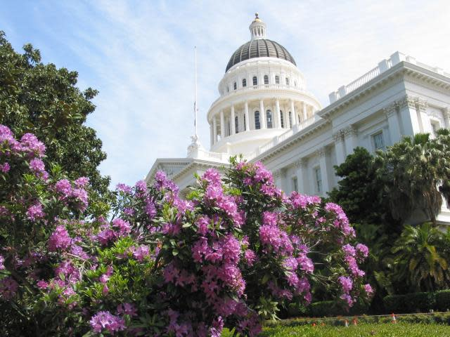 Sacramento is the Capital of California, and the California State Capitol is open for free tours