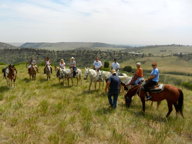 Colorado Wilderness Rides and Guides – Adventure Horseback Riding