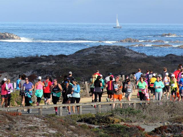 Big Sur Half Marathon