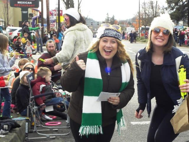 Springfield Christmas Parade