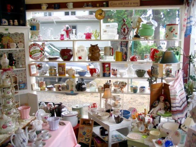 Antiques in Coburg by Josh Alder