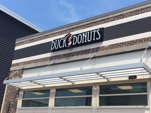 Duck Donuts' New King of Prussia Location
