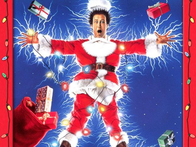 "Second Saturday Movie Series, ""National Lampoon's Christmas Vacation"""