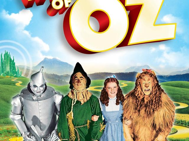 "Second Saturday Movie Series, ""The Wizard of Oz"""