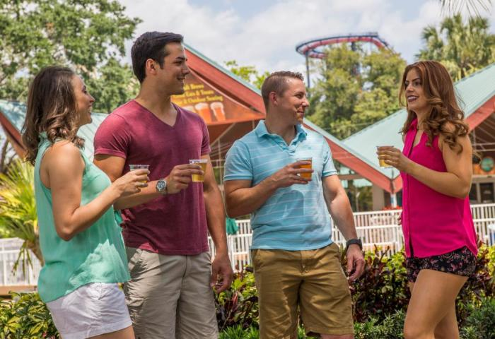 Beer Returns to Busch Gardens