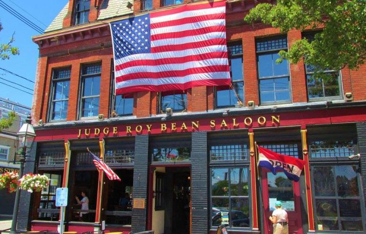 Judge Roy Bean Saloon