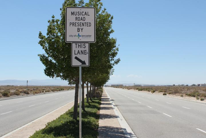 Attractions - Musical Road