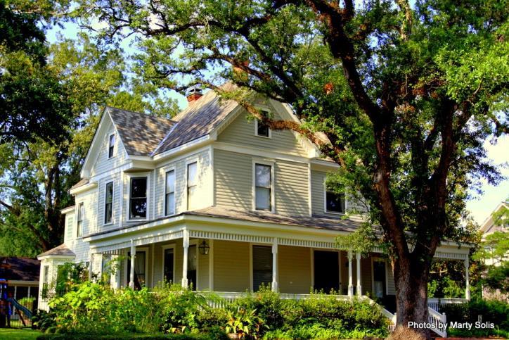Charpentier Historic District