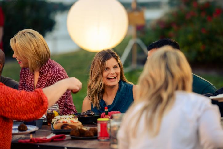 Nothing beats a meal with your BFFs | Lake Charles Girlfriend Getaway