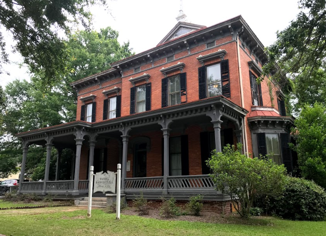 McComb-Hollomon-Waddell House