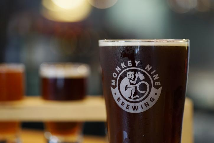Monkey 9 Brewing - Photo: BC Ale Trail