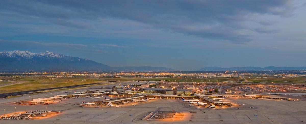 OG - Salt Lake City International Airport
