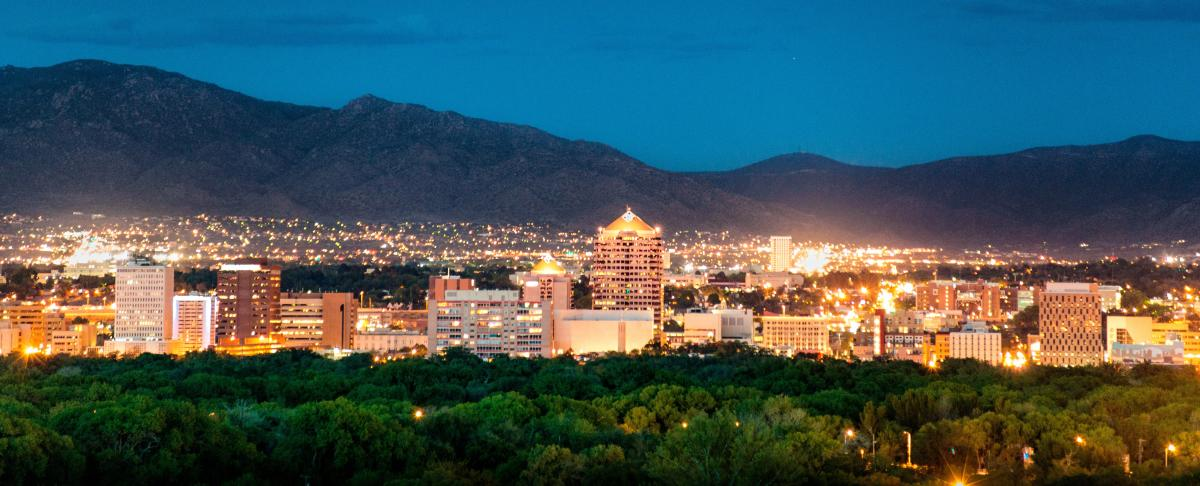 Albuquerque Downtown
