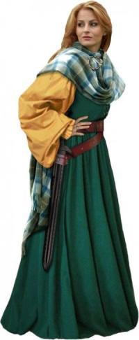 Celtic Renaissance Costume