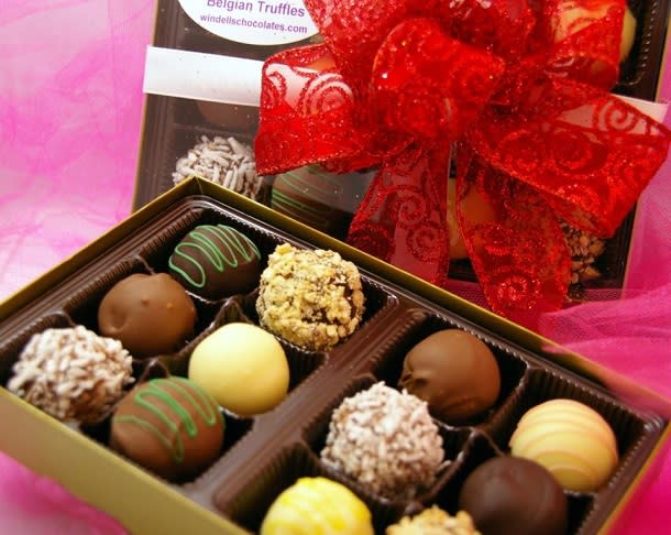 Windells Chocolate box