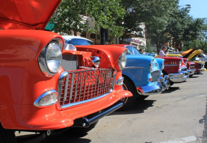 Copy of cruisin capitol car show