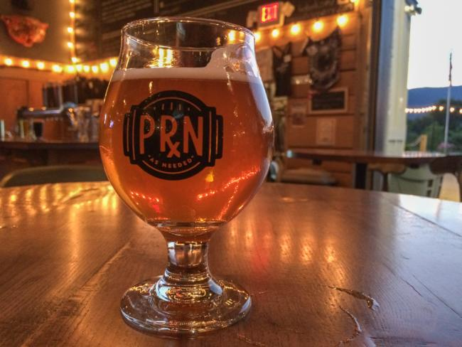 Pavlov's Bell-gian Ale at Pro Re Nata Farm Brewery