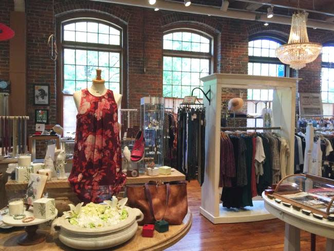 Sofia's Boutique store at Carr Mill Mall