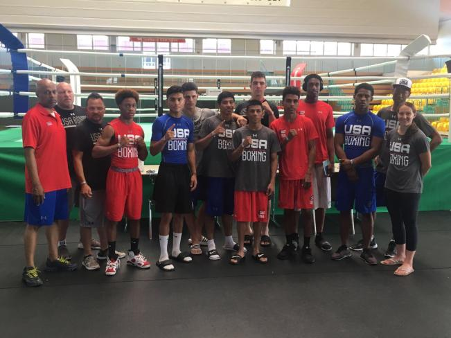 Team USA Boxing