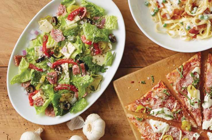 Bravo Antipasti Salad