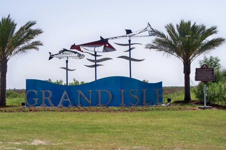 Grand Isle Welcome